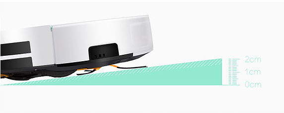 Mamibot robottolmuimeja PreVac670XBR