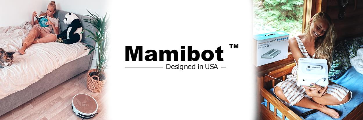 Mamibot robottolmuimejad #1 main