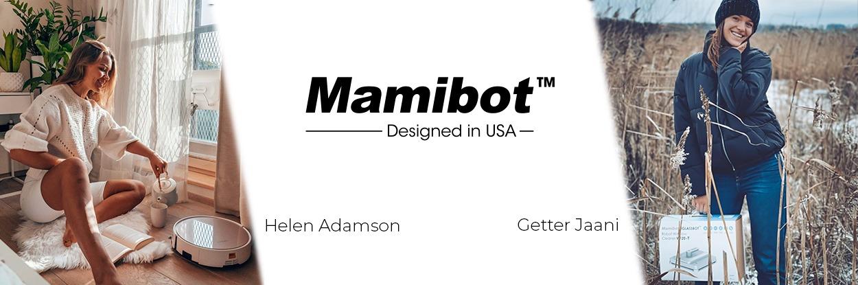Mamibot tolmuimeja